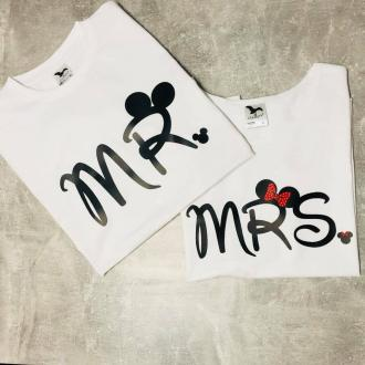 Mr a Mrs set